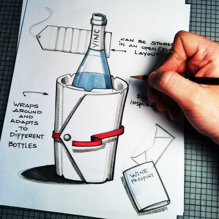 461 best sick drawings images on pinterest product for Best industrial design products