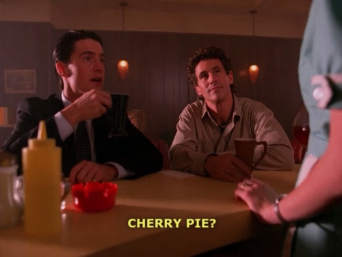 Twin Peaks Pie Quote: 16 Best Images About Twin Peaks On Pinterest