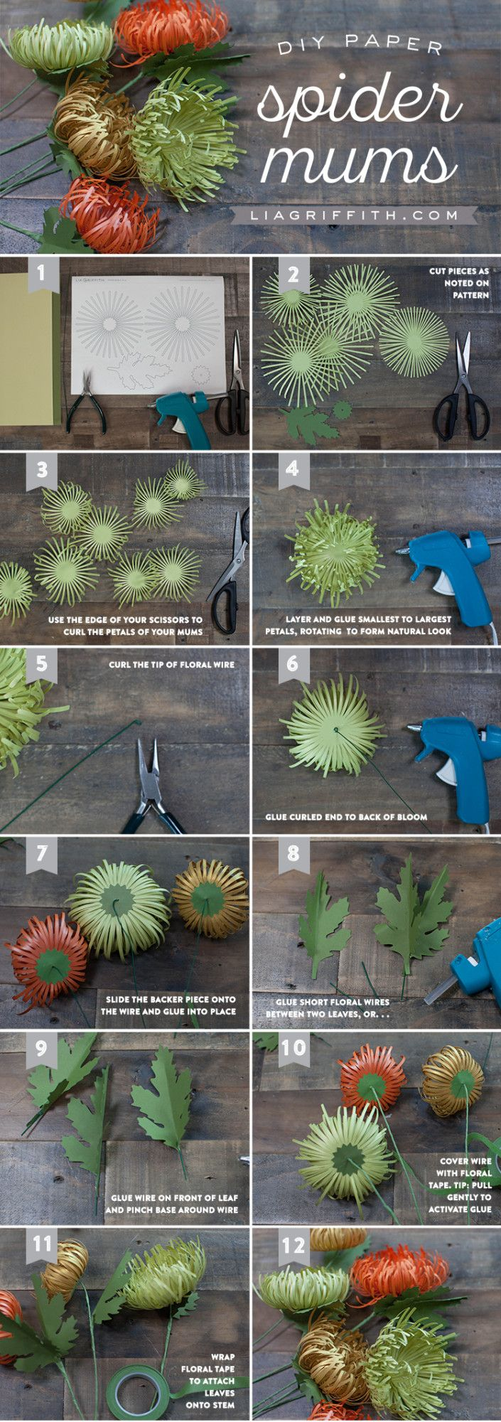 287 Best Flowers Images On Pinterest Giant Paper Flowers Giant