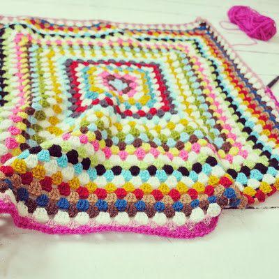 12 besten Unisex baby blankets Bilder auf Pinterest | Häkeln, Oma ...