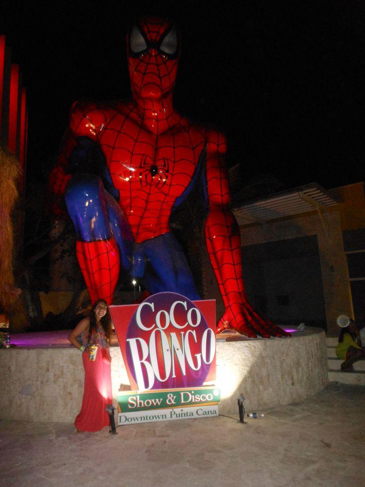 Coco Bongo en Punta Cana, San Juan