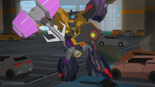 First 7 Episodes of Robots on Disguise Combiner Force Streaming Free Online