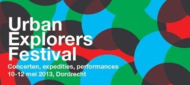 Concerten, expedities, performances  10 - 12 Mei 2013, Dordrecht