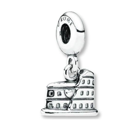 Charms for bracelet Charms for pandora bracelet Coliseum | Etsy in ...