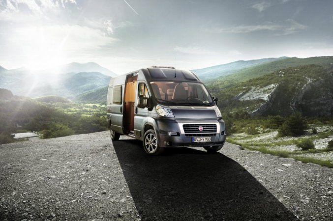 La marque de camping-car Hymer met l'accent sur les fourgons - Camping-car - Camping Car