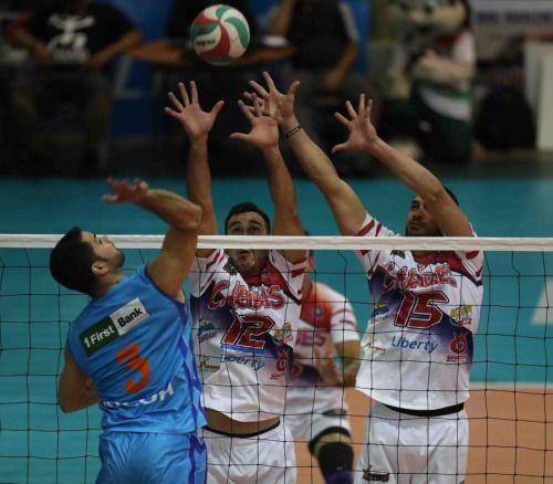 Guaynabo se llevó el primer partido de la final de voleibol...