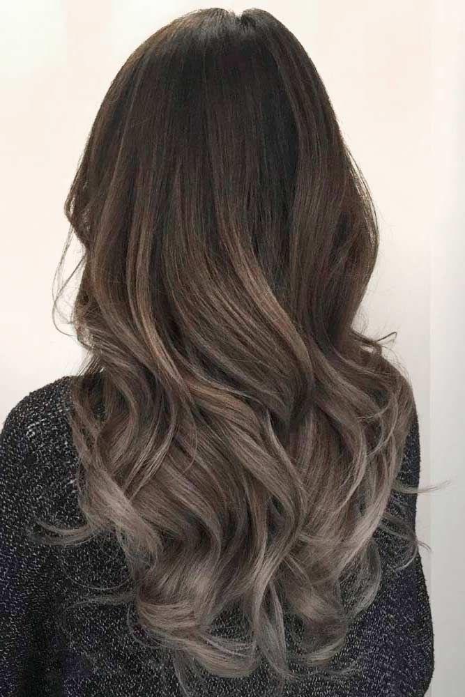 65 Sassy Looks With Ash Brown Hair Brown Hair Balayage