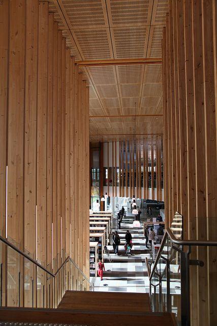Melton Library & Learning Hub - opened June 2013