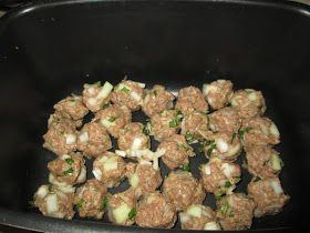 Your World: Healthy and Natural: Whole30 Challenge - Day 25 and Crockpot Italian Meatballs Recipe