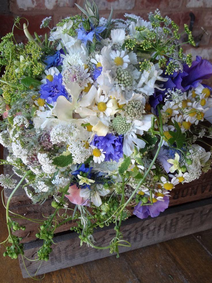 july+flowers+Bouquets | July bouquet Catkin | Wedding Flowers - Wild flowers. English Seasona ...