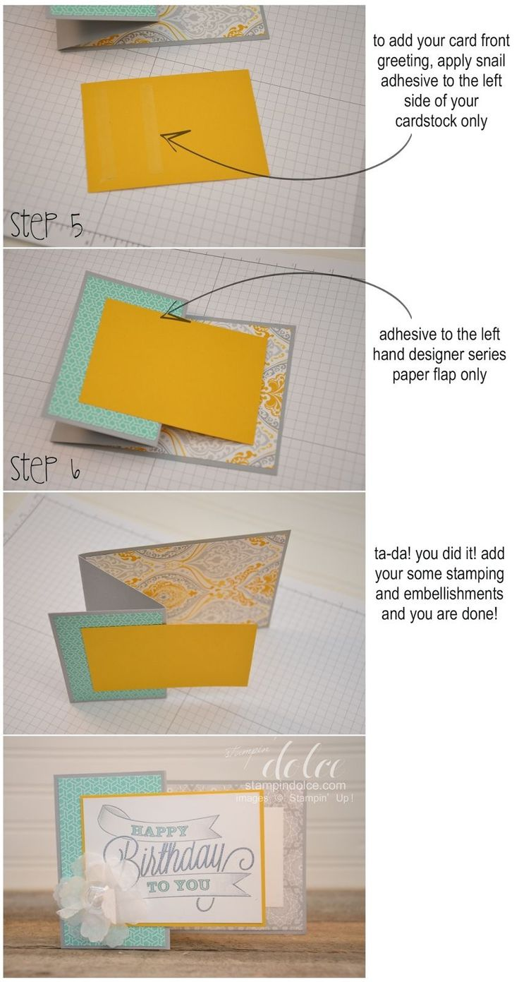 best su card folds images on pinterest