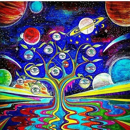 trippy planets-#31