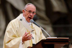 Papa Francisco pidió por Venezuela durante su viaje a Colombia