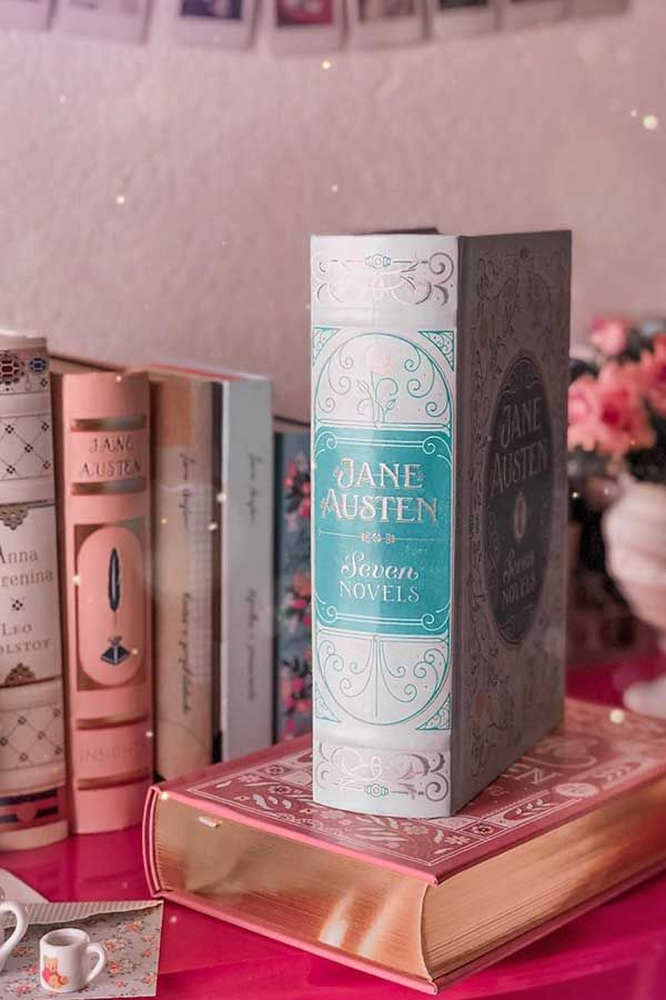 Jane Austen Books And Other Gifts For The Regency Era Lover Girl In 2020 Unique Mothers Day Gifts Vintage Mom Antique Inspiration