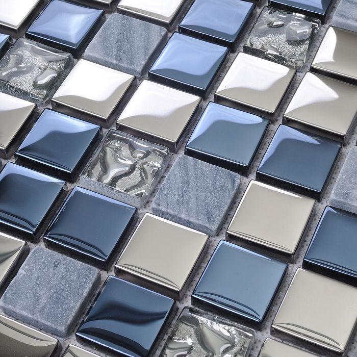 Best 25+ Cheap mosaic tiles ideas on Pinterest   Cheap wall tiles ...