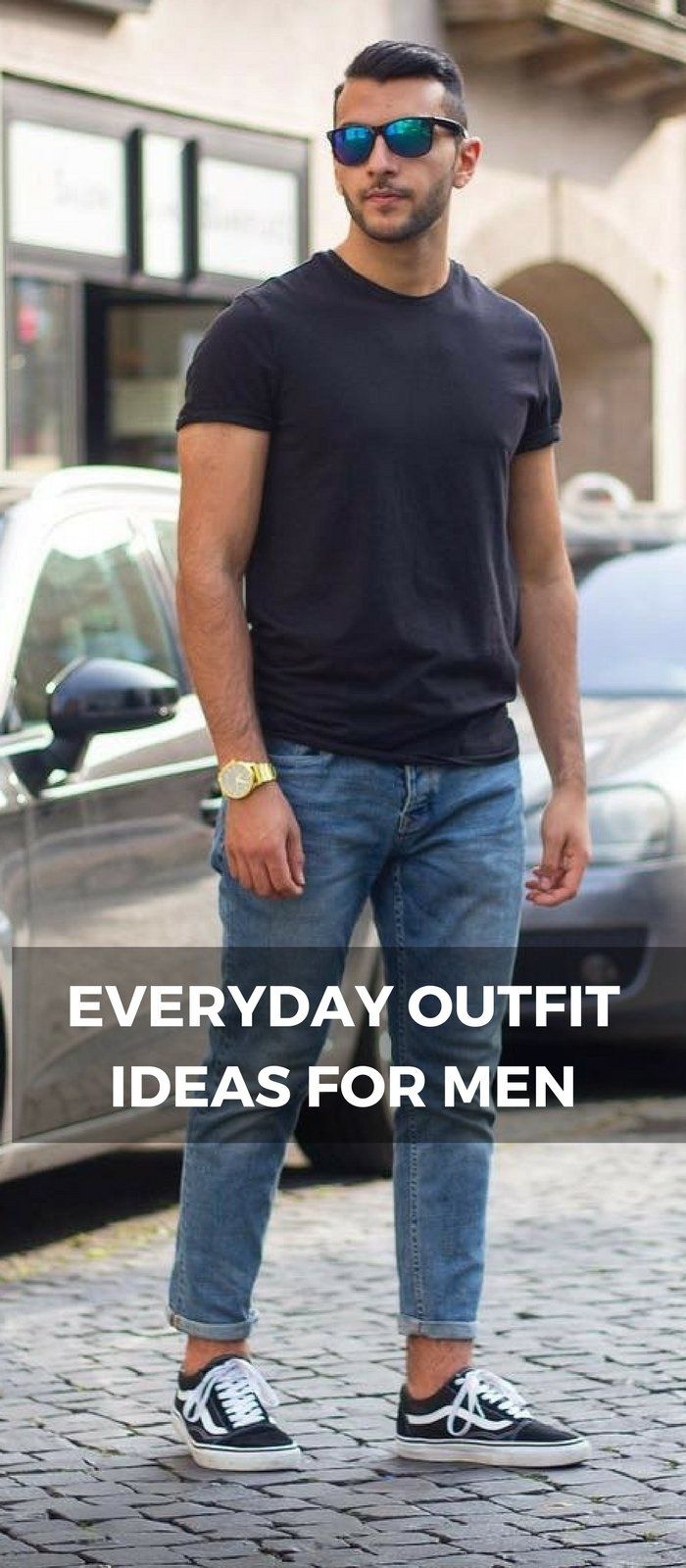 7 Everyday Outfits That Will Always Look Good – LIFESTYLE BY PS #tips #mensguides