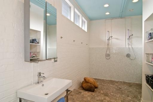 11 best images about pool bathroom on pinterest Paint for swimming pool walls and ceilings