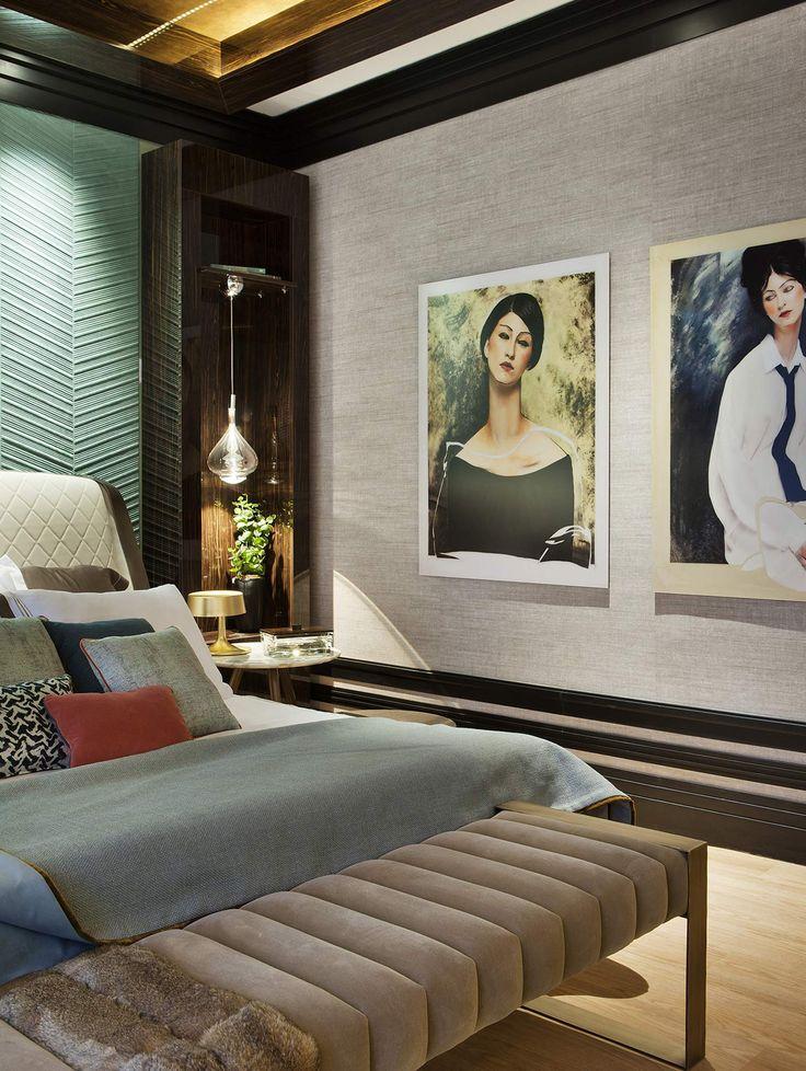Una suite distinta, adaptada a una nueva forma de vida, donde la iluminación transforma el ambiente y lo llena de magia. #details #livingroom #homedecor #arquitectura #diseño #interiorismo #deco #decoracion #design #decor