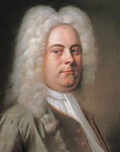 Haendel en 1735