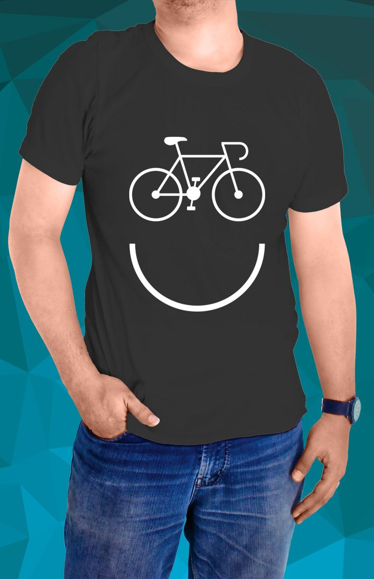 Cycling  Smile and Ride Guys T-shirt - https://www.sunfrog.com/131826494-889789911.html?68704