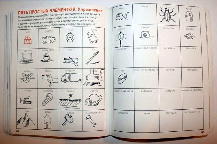 Chernov.pro: Книга: Визуальные заметки. Иллюстрированное руководство по скетчноутингу.