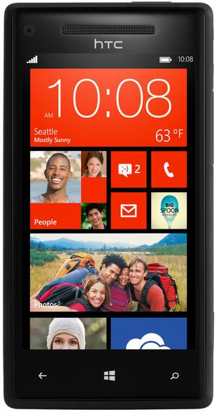 HTC 8X (Mobile phone) - Lowest price £471.13
