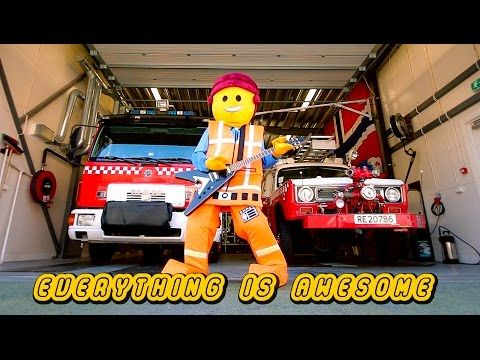 Everything Is AWESOME!!! (metal cover by Leo Moracchioli) - YouTube
