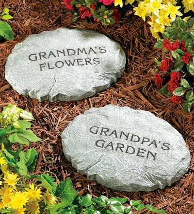 650 best images about stained glass and mosaic on pinterest - Personalized garden stepping stones ...