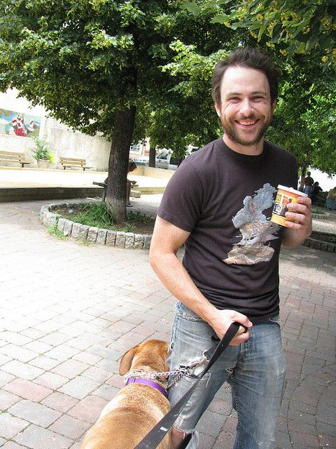 Charlie Day: holy adorable.