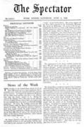 The Spectator Archive 1828 to 2008