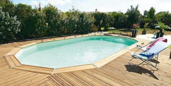 Les 25 meilleures id es de la cat gorie piscine inox sur for Piscine durapin