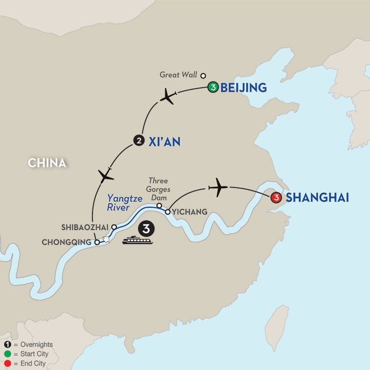 Magical China & the Yangtze River