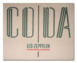 coda - Google Search led zeppelin