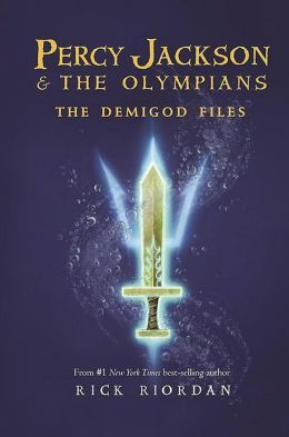 percy jackson and the olympians the demigod files pdf