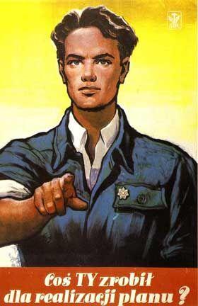 plakat propagandowy - Szukaj w Google