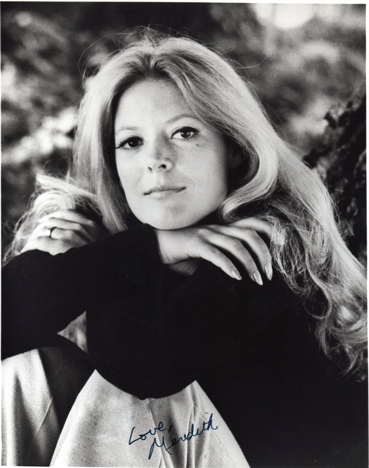 Meredith Macrae Picture/one of my favorite actresses from the 60's