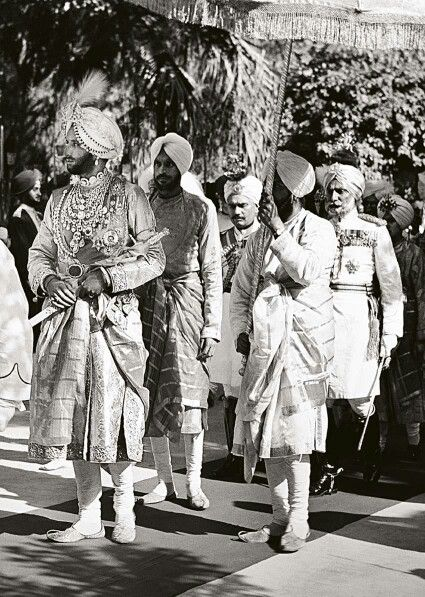 Maharaja of patiala marriage moment