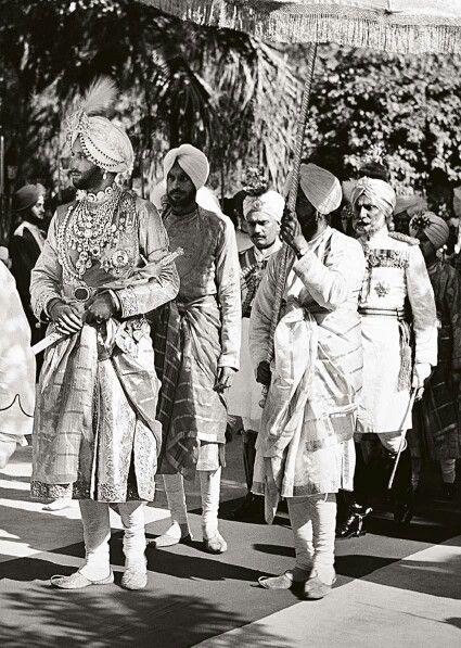 Maharaja of Patiala's marriage