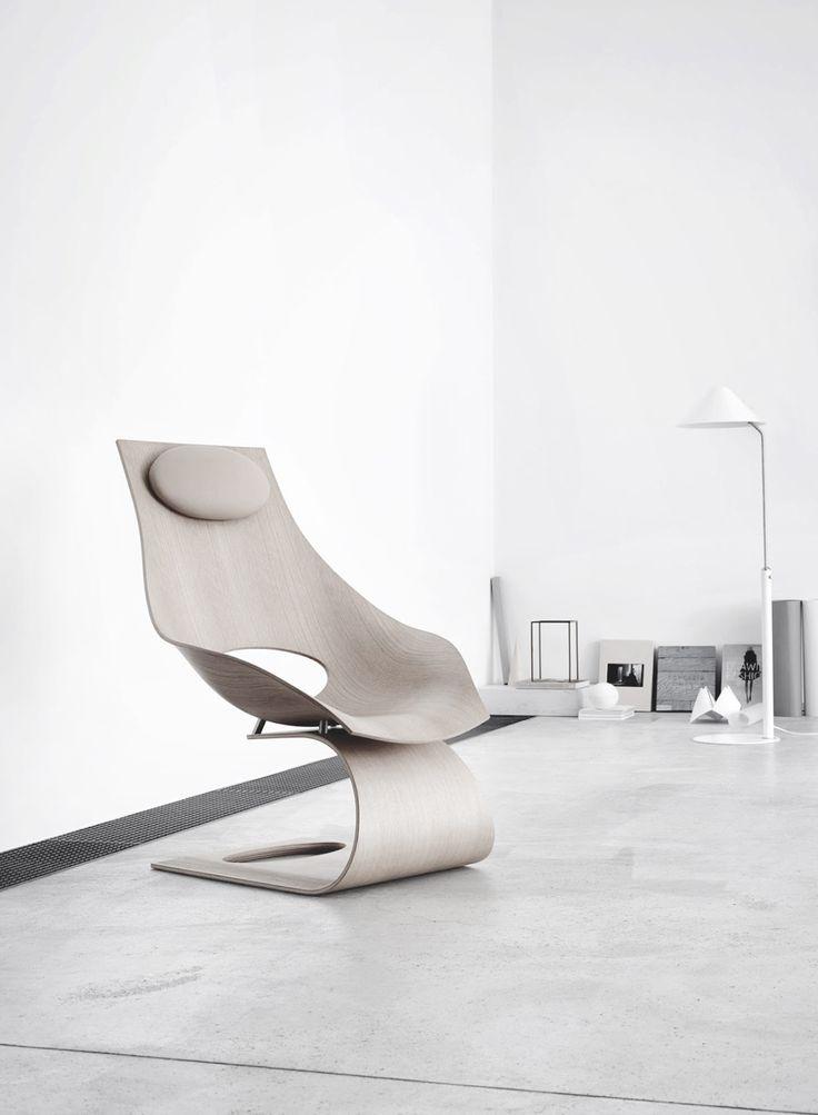 Dream Chair By Tadao Ando     Carl Hansen U0026 Søn