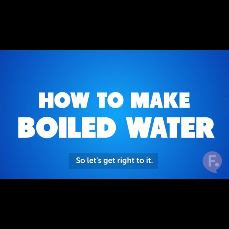 Stupid Picture Quotes: Cooking Basics: How To Make Boiled Water