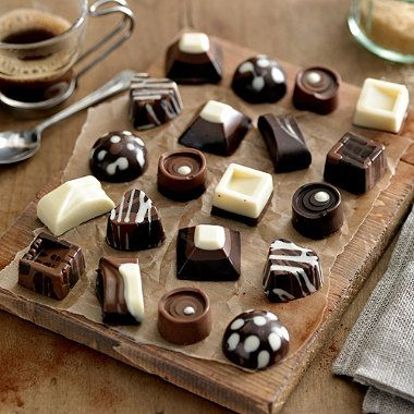 Speciality Silicone Chocolate Moulds - From Lakeland