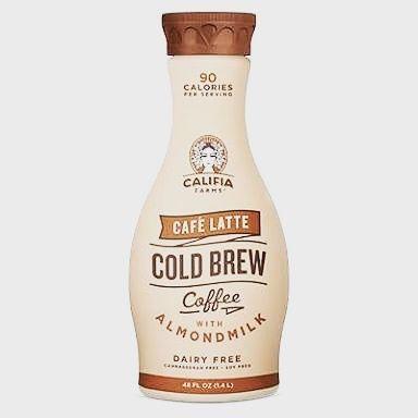 Today grabbed one free sample of califia almond milk cold brew latte in the melbourne CBD. Honestly, this was the most disgusting coffee I have had in years! . . . . #califiafarms #califia #califialove #califiaalmondmilkcoffee #califialmond #marketigbackfire #foodtoavoid #drinktoavoid #disgusting #foodie #melbournefood #eeeeeats #instafood #likeforlike #happyfriday #friyays #instalove #vegan #veganism #vegetarian #veganismwhy #drinknormalmilk