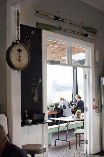 Kaper Design; Restaurant & Hospitality Design Inspiration: Mart 130