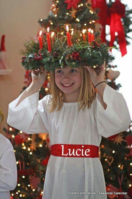 Quelques jours avant Noël  STE LUCIE