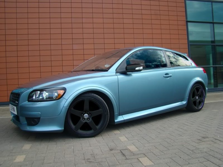 volvo c30 blacked out. volvo c30 blacked out t