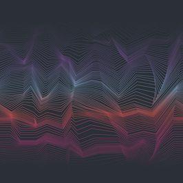 Angular by Petroula Tsipitori Seamless Repeat Vector Royalty-Free Stock Pattern