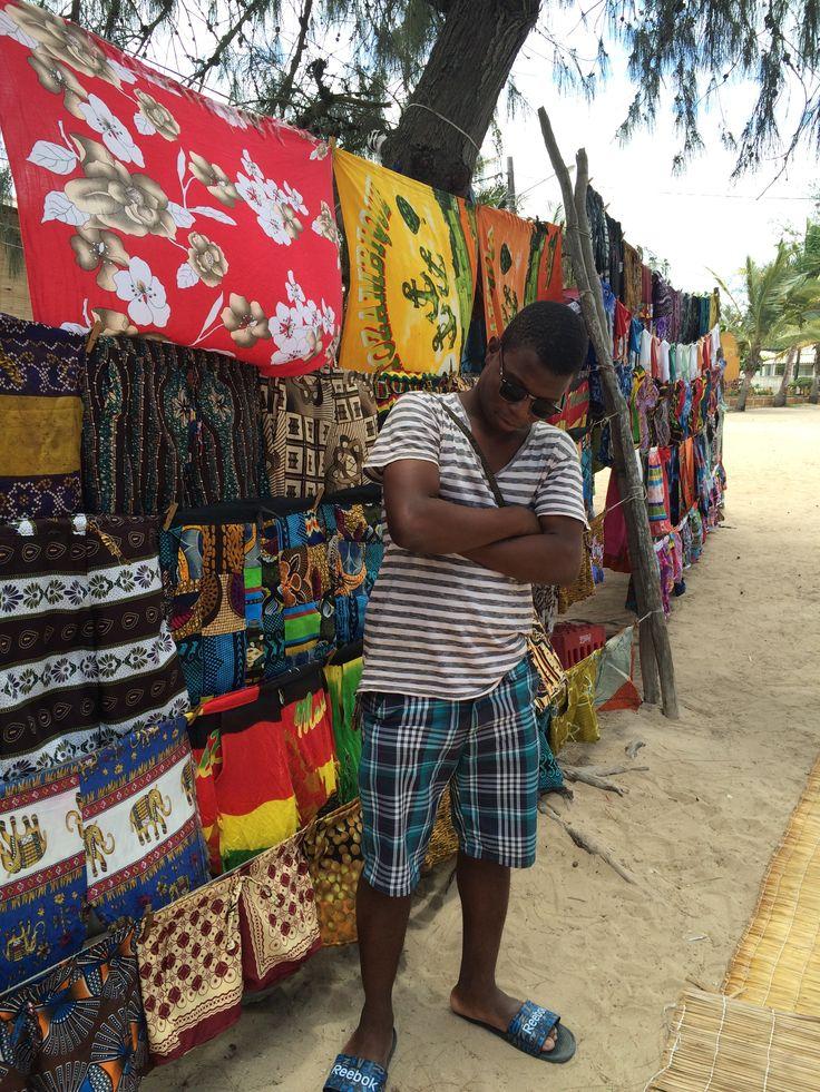 Tofo Market