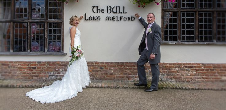 Long melford hall wedding dress