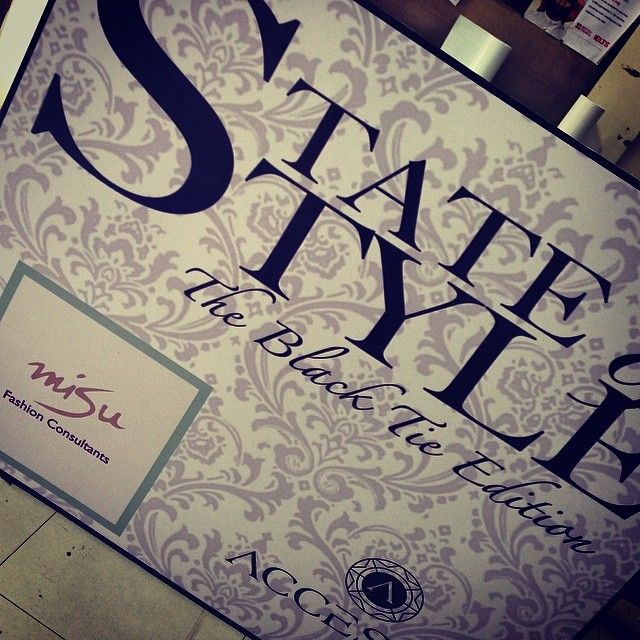 State of Style - The Black Tie Edition at Onyx