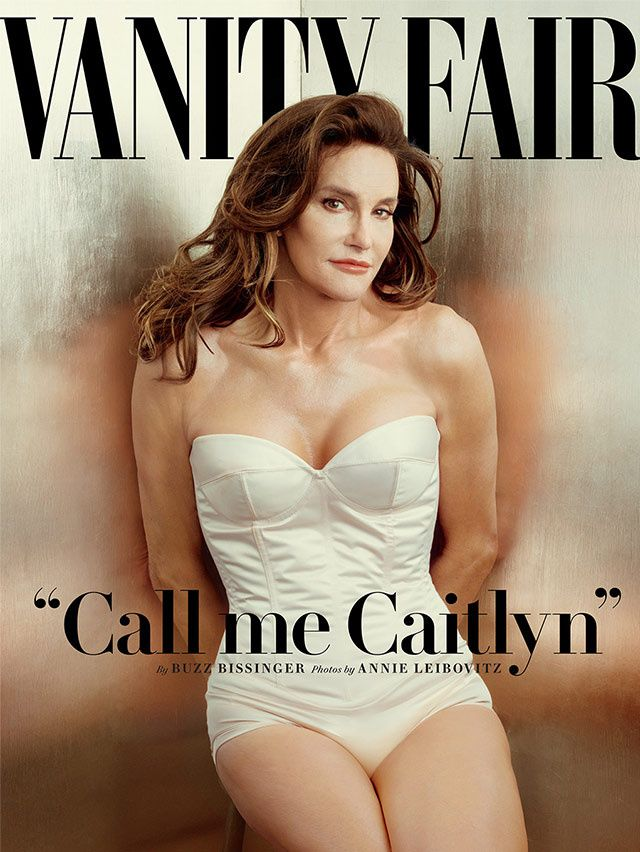 ¿Por qué la portada de Caitlyn Jenner ha roto Internet?